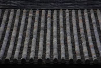 正倉院屋根