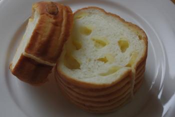 丸太食パン チーズ