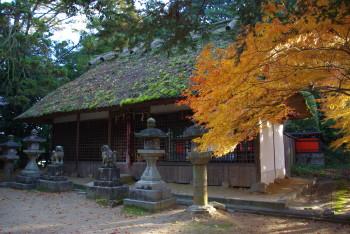 夜都岐神社2