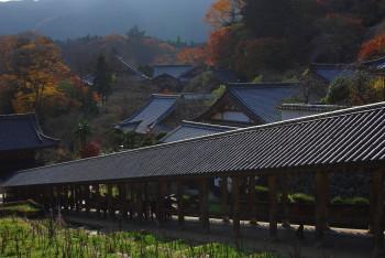 長谷寺回廊1