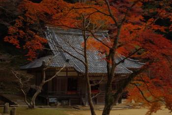 正暦寺本堂