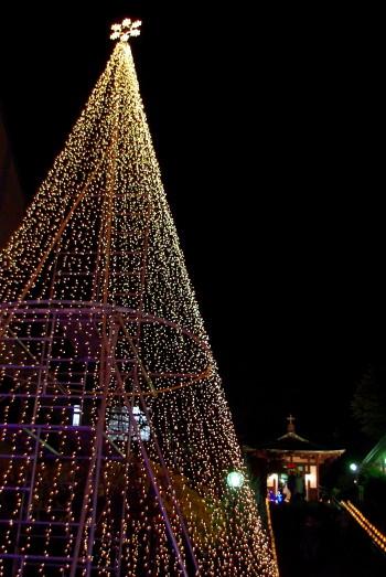 クリスマスライト0
