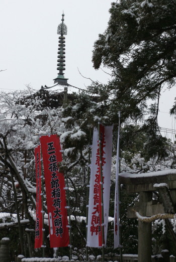 薬師寺東塔