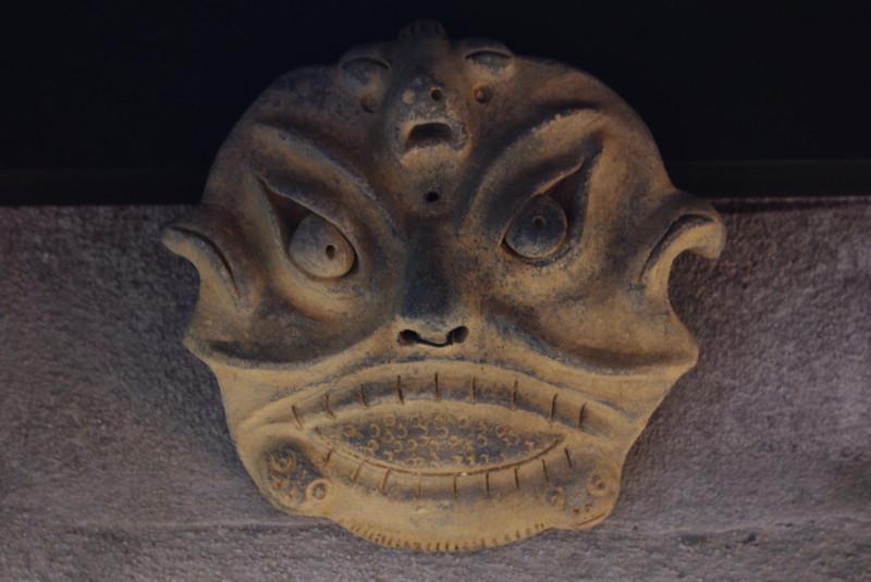 元興寺 異形