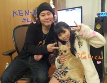 KEN-Jさん&ぴょん君&ゆりあ