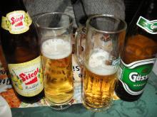 オーストリア最終日ビール