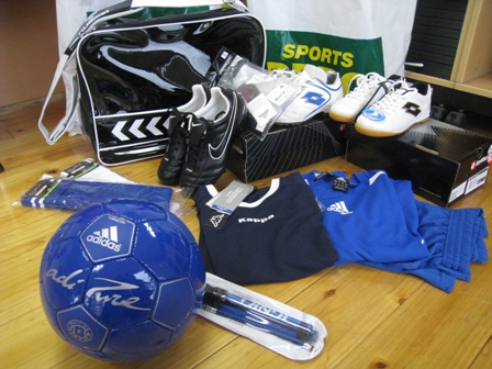 サッカー用品