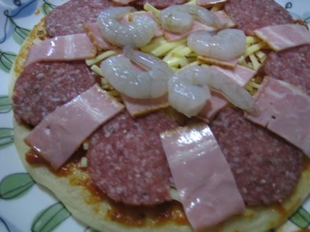 ピザ&ラザニア (2)