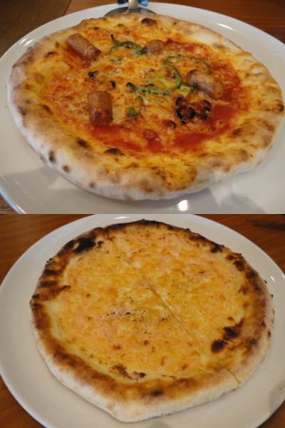 ピソリーノ2ピザ2