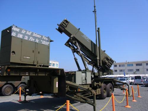 ミサイル砲