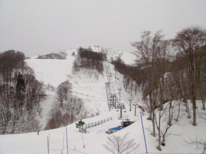 ハチキタ スキー単独行