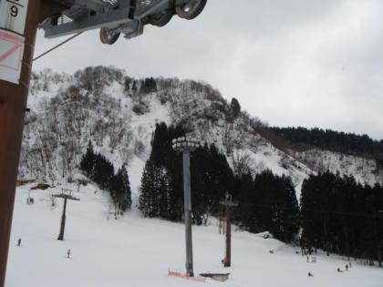 奥越スキー行 一里野スキー場
