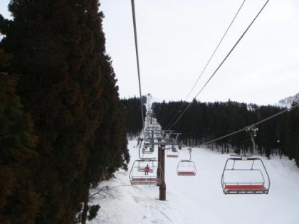 白山奥越スキー 瀬女スキー場