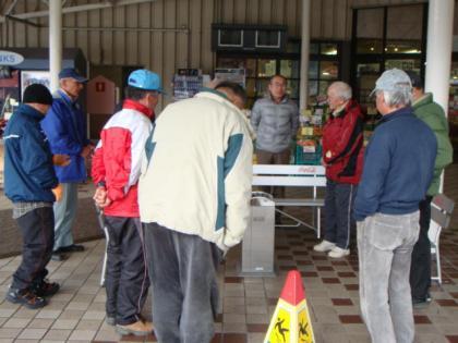 2011銀嶺会一泊オジロ・スキー行 夜久野
