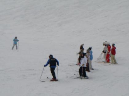 2011銀嶺会一泊オジロ・スキー行