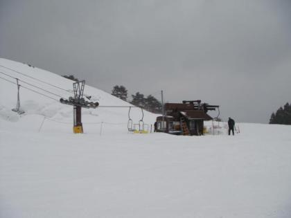 スカイバレー・スキー場行