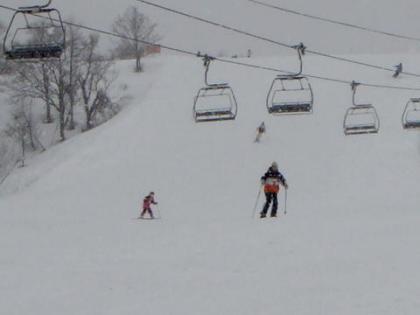 白山奥越スキーツア スキージャム勝山