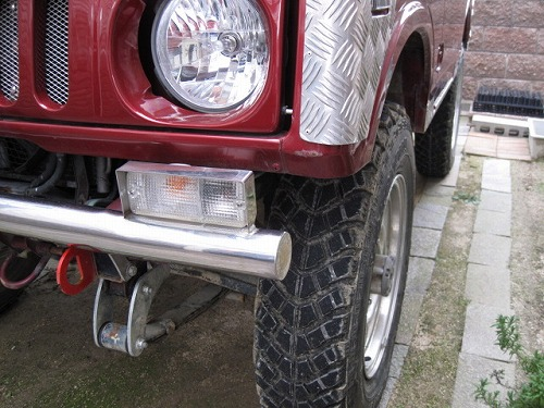 紅ジム号 20120207
