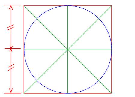 4.5.0アップデート・正円と正方形