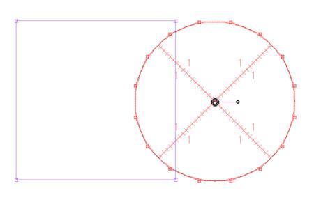 4.5.0アップデート・分離した楕円定規の制御点