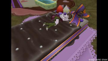 チョコベッド