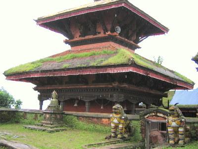 バイラビのお寺