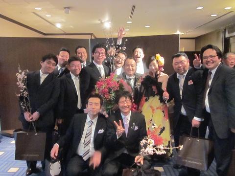 篠崎委員長結婚式1