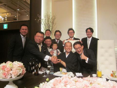 篠崎委員長結婚式2