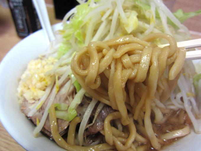 ラーメン二郎栃木街道店3