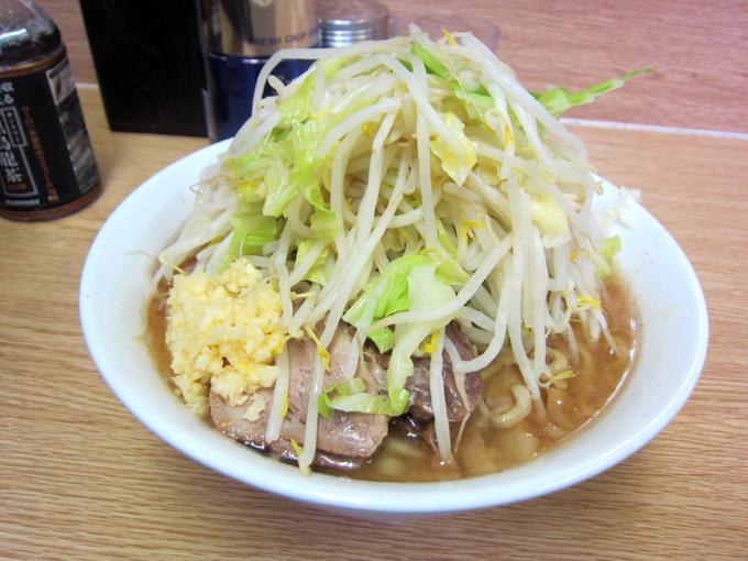 ラーメン二郎栃木街道店2