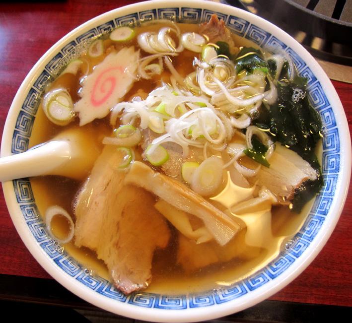 星六チャーシュー麺