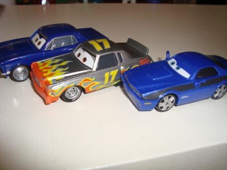 2-4 cars