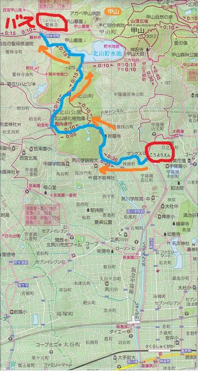 20100505GW北山ハイキング (25)
