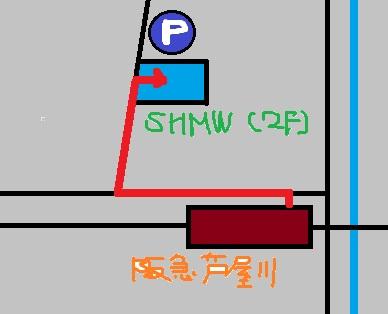 SHMW MAP