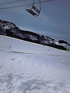 一里野温泉スキー場・1