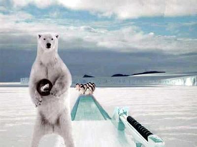 北の極から