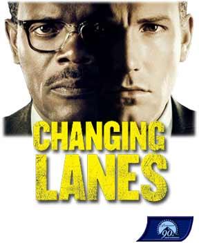 changing lane