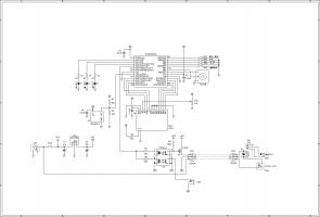 インターバルタイマー回路図