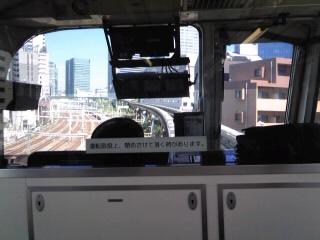 羽田~浜松町モノレール H23/8/30