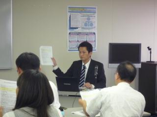 TKC継続MAS活用研修会講師(田嶋 ダウンサイズ) H23/9/26