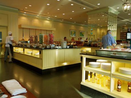 ホーチミンホテル朝ご飯2