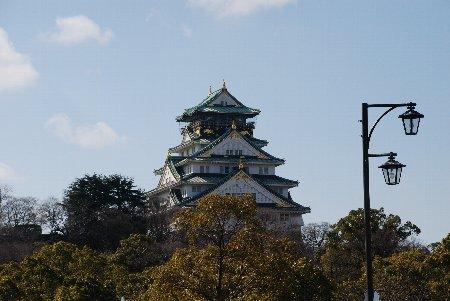 2013・02・24大阪城1