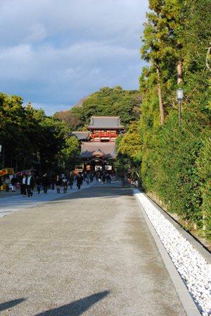 横浜 鎌倉八幡