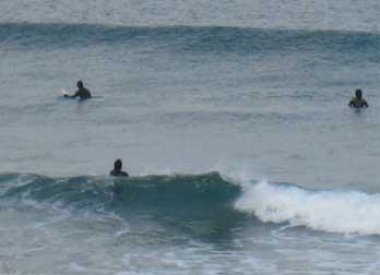 神話の里サーフィン