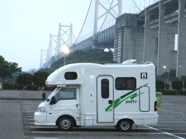瀬戸大橋とアミティ-改