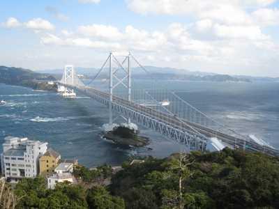 鳴門大橋全景1