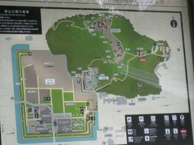 松山城配置図2