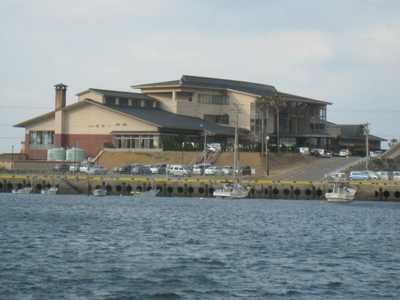 海の健康村全景