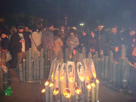 阪神・淡路大震災2010年