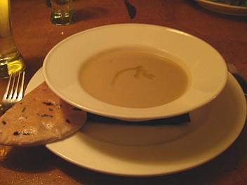 Celriac soup